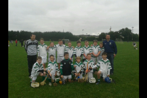 Moorefield (Winners) vs. Maynooth