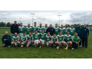 Hurlers 2014 vs Celbridge Championship