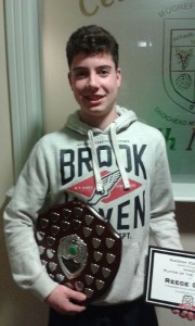 Reece Minor Player of the Year 2014