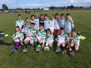 Under 10 and 14 blitz 2015